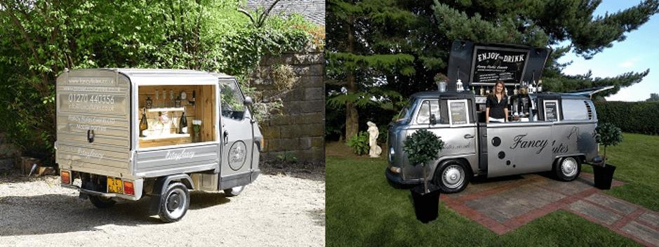 Converted Van Bars - VW Camper and Piaggio Tuk Tuk