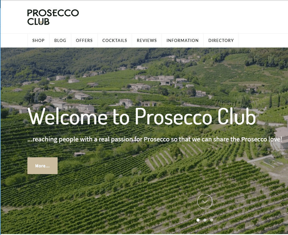reach people with a real passion for Prosecco
