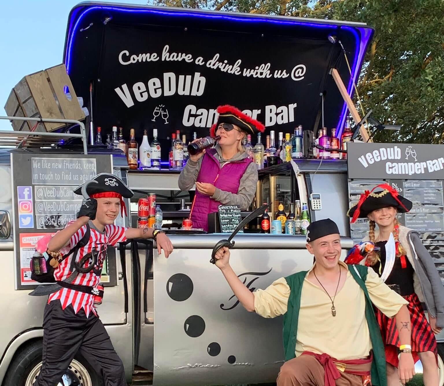Weddings - Festival Theme - Corporate Event - Mobile Bar