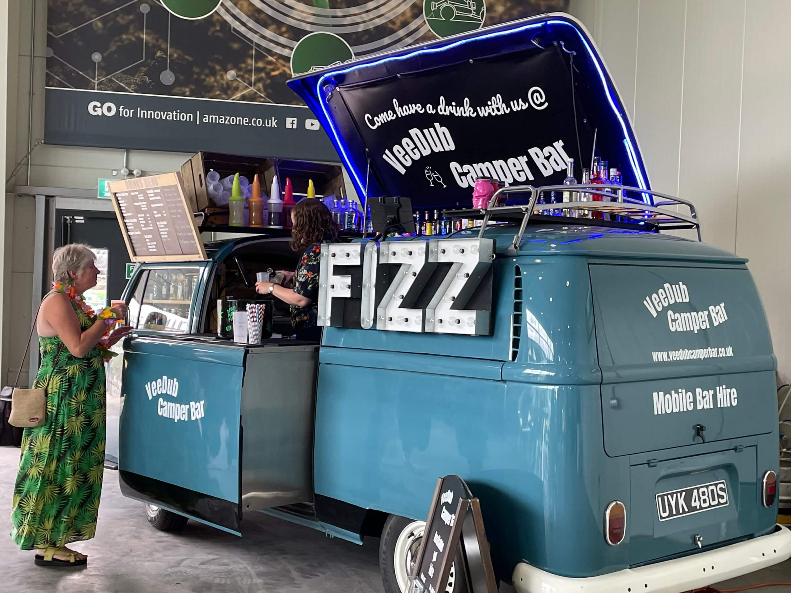 Mobile Bar Hire for Corporate Events