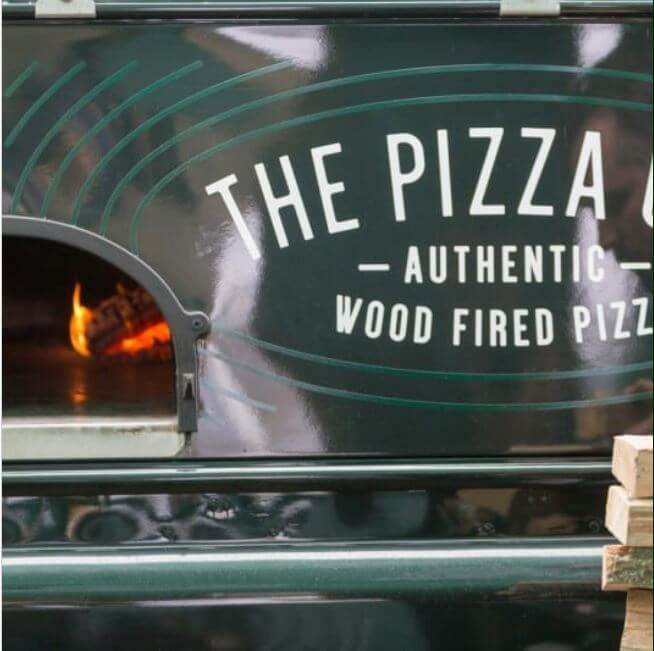 Mobile Pizza in Yorkshire at its best.